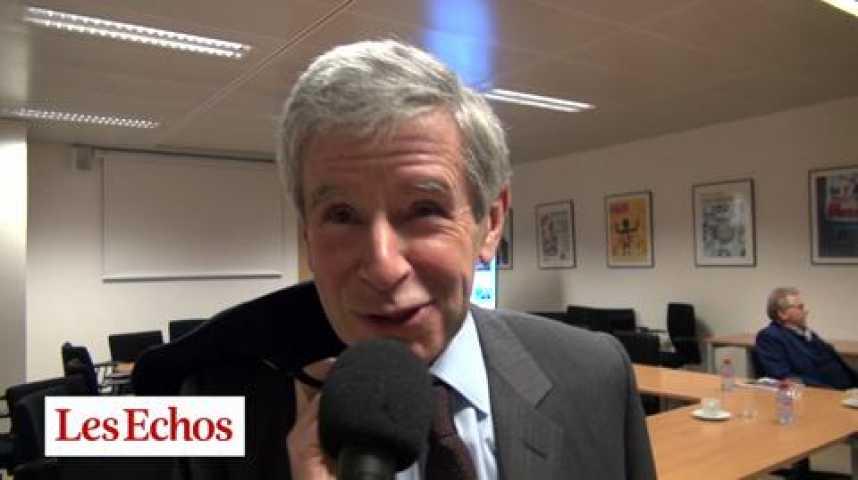 Illustration pour la vidéo Quand Alain Minc propose à Daniel Cohn-Bendit d'être ministre....