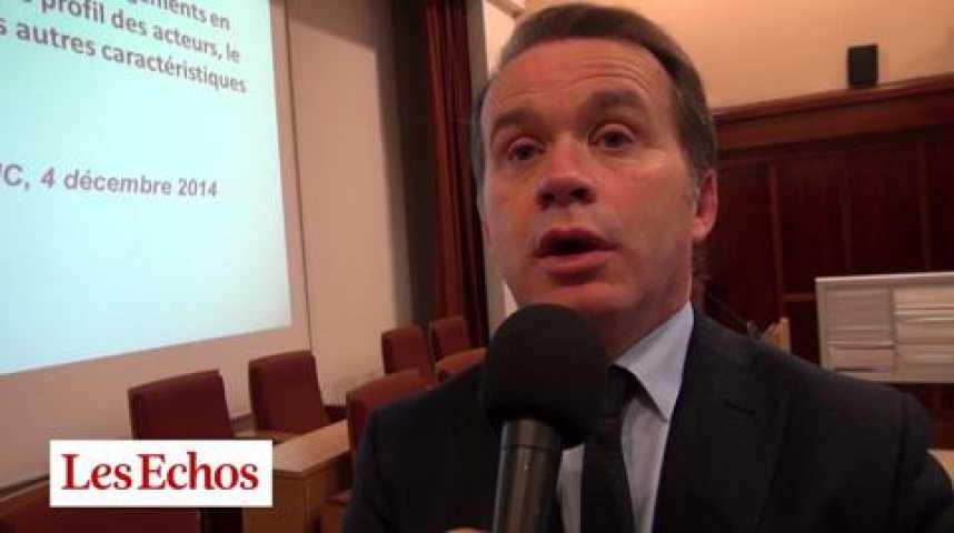 Illustration pour la vidéo T.Thomas (institut notarial du droit immobilier) : « Les mises en chantier restent scotchées  »