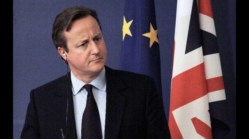 """Illustration pour la vidéo """"Trop peu, trop tard"""" : David Cameron doit lutter contre les idées reçues sur l'Europe"""