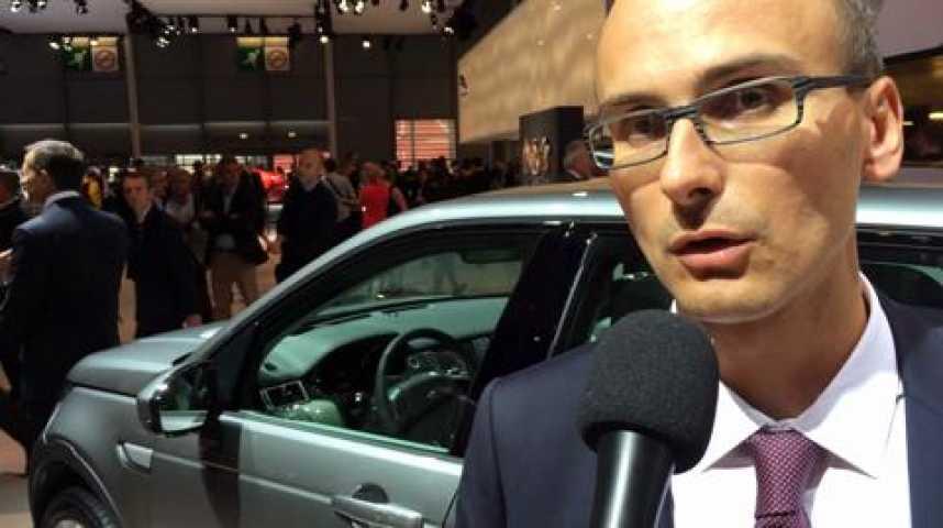 """Illustration pour la vidéo Jaguar: """"Nos clients sont tout à fait prêts pour passer à l'hybride"""""""