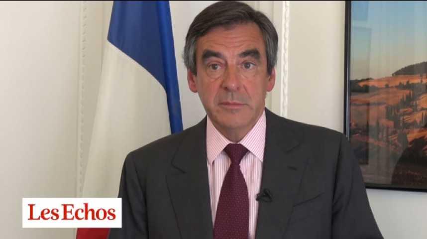 """Illustration pour la vidéo F. Fillon : """"La politique familiale française est une réussite, il faut la préserver"""""""