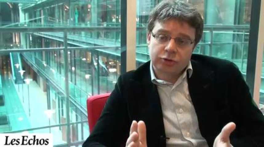 """Illustration pour la vidéo Bruno Jeanbart (Opinionway) : """"Hollande et Bayrou mènent une campagne jugée bonne"""""""