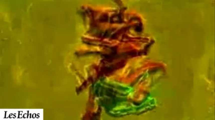 Illustration pour la vidéo La machine humaine reconstruite