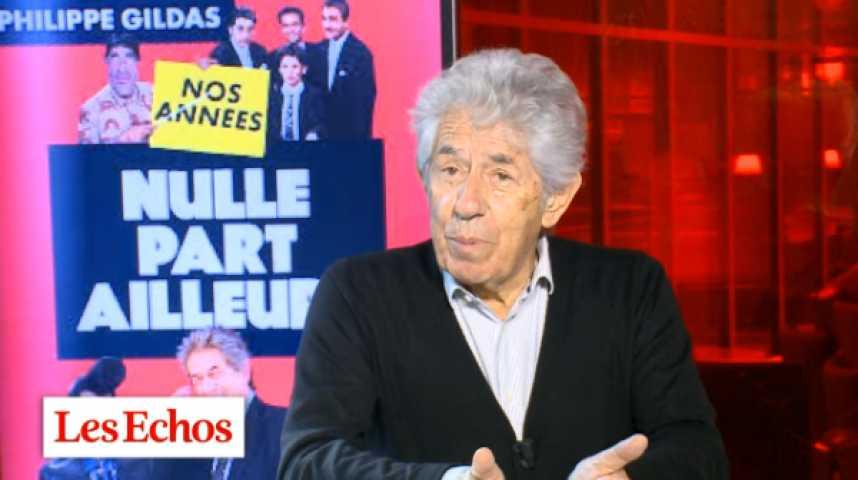 """Illustration pour la vidéo Philippe Gildas : """"Canal+ a donné le temps à """"Nulle part ailleurs"""" d'exister"""""""