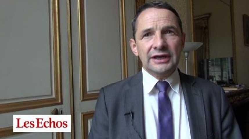 Illustration pour la vidéo T.Mandon: « L'Etat doit se repositionner dans les départements »