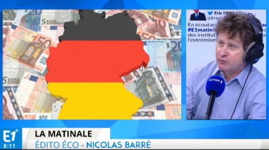 Illustration pour la vidéo Allemagne : le pays qui défie les lois de la politique et de l'économie
