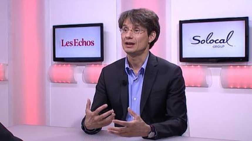 """Illustration pour la vidéo Bruno Patino: """"France Télévisions doit s'adapter aux nouveaux usages"""""""