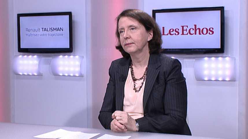 Illustration pour la vidéo Barbara Dalibard (SNCF): «Notre objectif est de laisser les fraudeurs à quai»