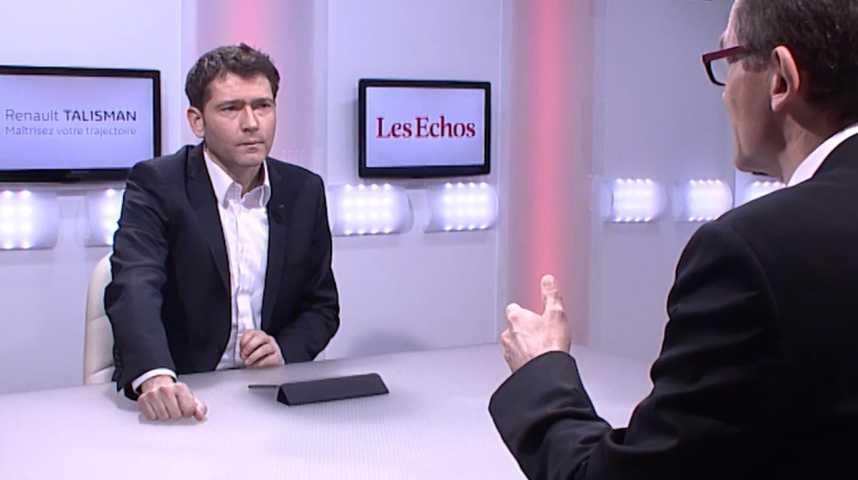 """Illustration pour la vidéo Stéphane Treppoz: """"On investit massivement à l'étranger"""""""