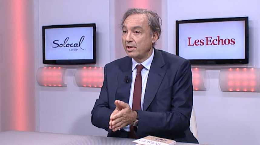 """Illustration pour la vidéo Bernard Spitz: """"Il y a une préférence française pour le chômage des jeunes"""""""
