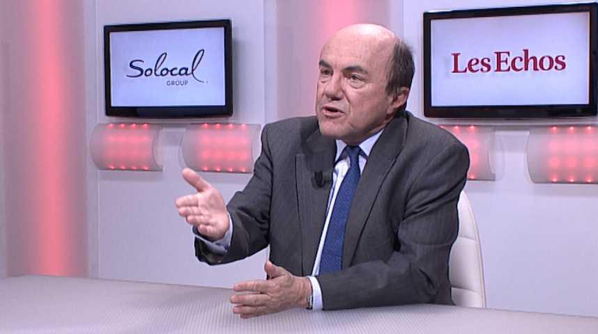 """Illustration pour la vidéo Jean-Michel Six (Standard & Poor's): """"La baisse des prix complique la tâche de la BCE"""""""