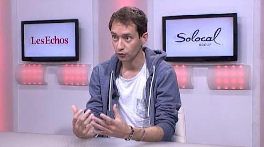 """Illustration pour la vidéo Alexander Malsch (Melty) : """"La levée de fonds va permettre d'accélérer la monétisation de nos sites"""""""