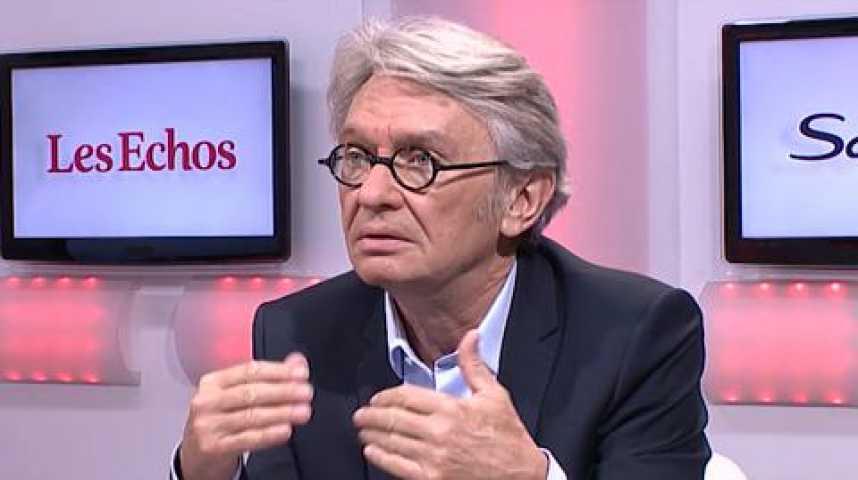 """Illustration pour la vidéo Jean-Claude Mailly (FO): """"La baisse d'impôts est juste une décision électoraliste"""""""