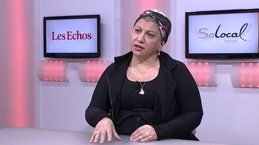 Illustration pour la vidéo Dounia Bouzar: «Daesh rejoint le système nazi dans la déshumanisation des victimes»