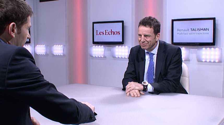 """Illustration pour la vidéo Geoffroy Roux de Bézieux : """"Il manque une mesure sur le contrat de travail"""""""