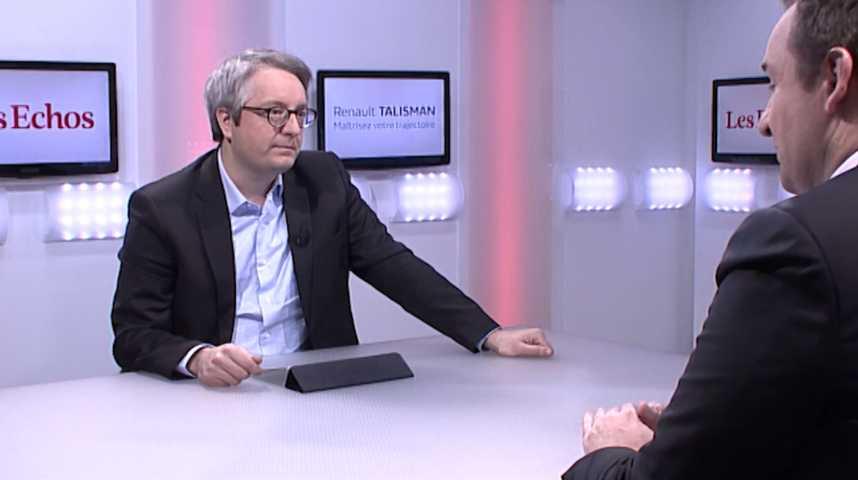 """Illustration pour la vidéo Frantz Yvelin : """"On ne peut pas dupliquer le modèle économique de La Compagnie partout"""""""