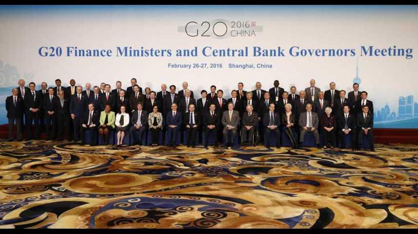 """Illustration pour la vidéo M. Lemoine (Edmond de Rothschild) : """"Les déclarations du G20 sont paradoxales"""""""