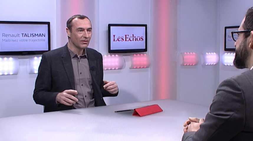 """Illustration pour la vidéo Michel Lévy Provençal: """"Les conférences TEDx ne sont pas très lucratives"""""""