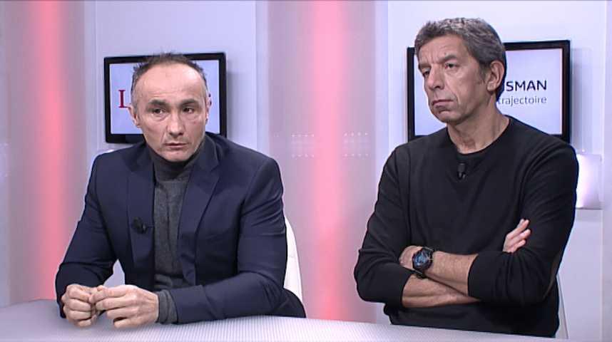 """Illustration pour la vidéo Michel Cymès: """"Avec notre appli Betterise, le secret médical est respecté"""""""