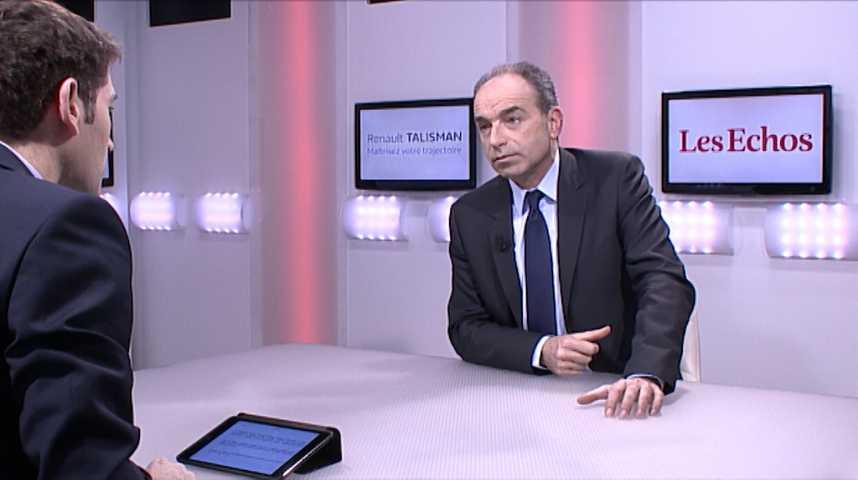 """Illustration pour la vidéo Jean-François Copé: """"Tout ce qui permettra de créer de la liberté économique va dans le bon sens"""""""