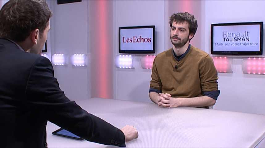 """Illustration pour la vidéo William Martinet (Unef): """"Le gouvernement commence à être fébrile"""""""