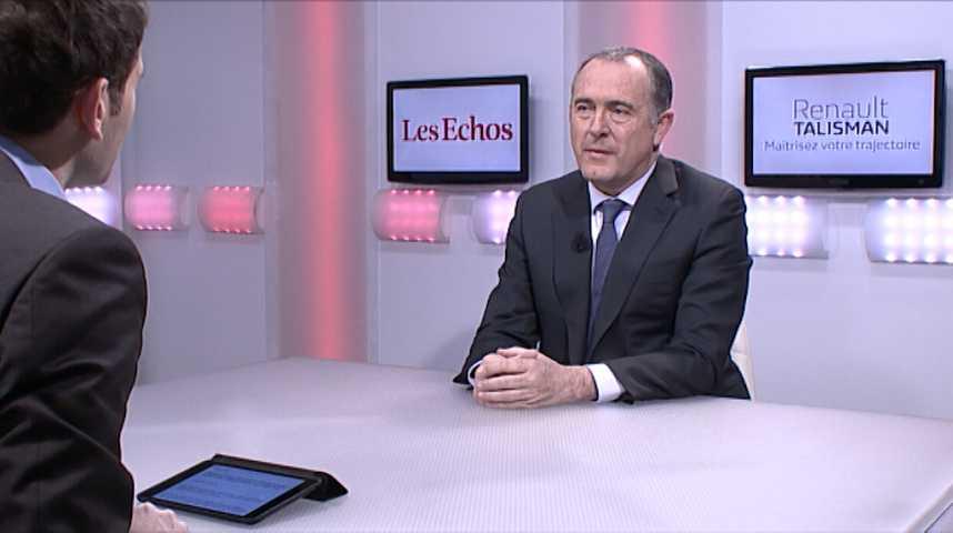 """Illustration pour la vidéo Didier Guillaume (PS): """"On ne peut pas considérer que le droit du travail ne peux pas bouger"""""""