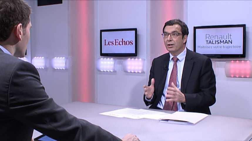 """Illustration pour la vidéo Jean-Pierre Farandou : """"En 2015, le chiffre d'affaires de Keolis a bien augmenté"""""""