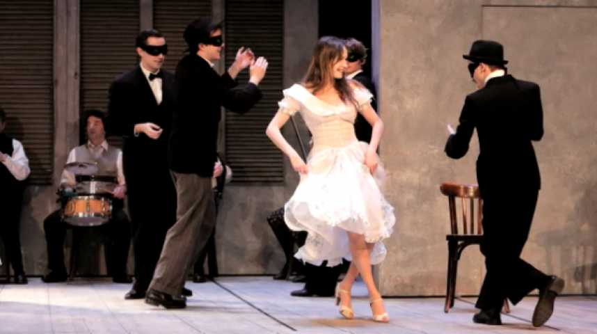 Illustration pour la vidéo Roméo et Juliette chez le Parrain