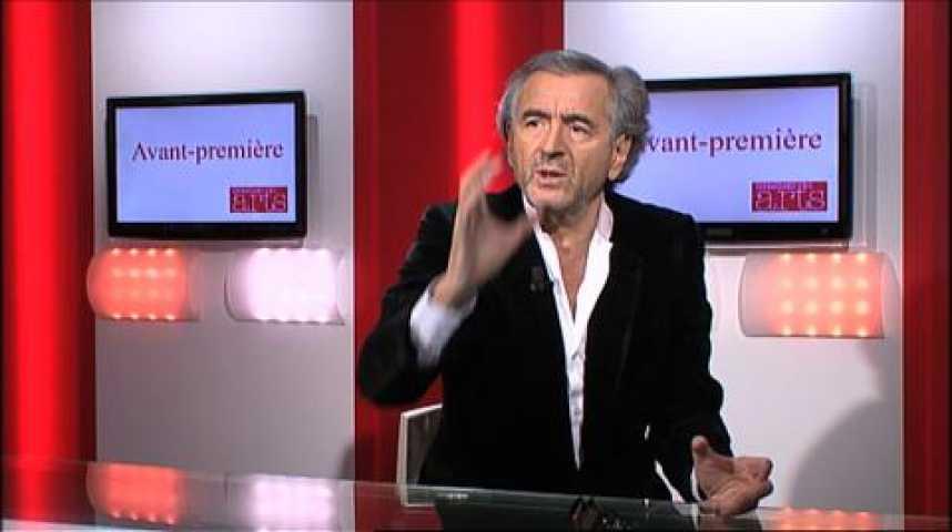Illustration pour la vidéo Avant-Première - La peinture et la Philosophie avec Bernard-Henri Lévy