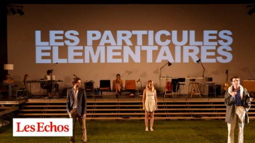 """Illustration pour la vidéo Avignon : le triomphe des """"Particules"""""""