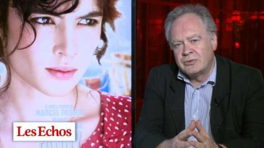 Illustration pour la vidéo Fanny et Marius, pari réussi pour Daniel Auteuil