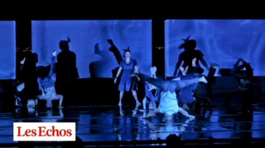 """Illustration pour la vidéo """"Opus"""", du cirque et des cordes"""