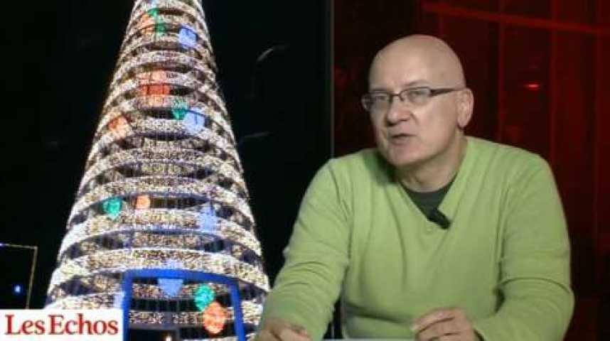 Illustration pour la vidéo La sélection des beaux livres de Noël de Philippe Chevilley