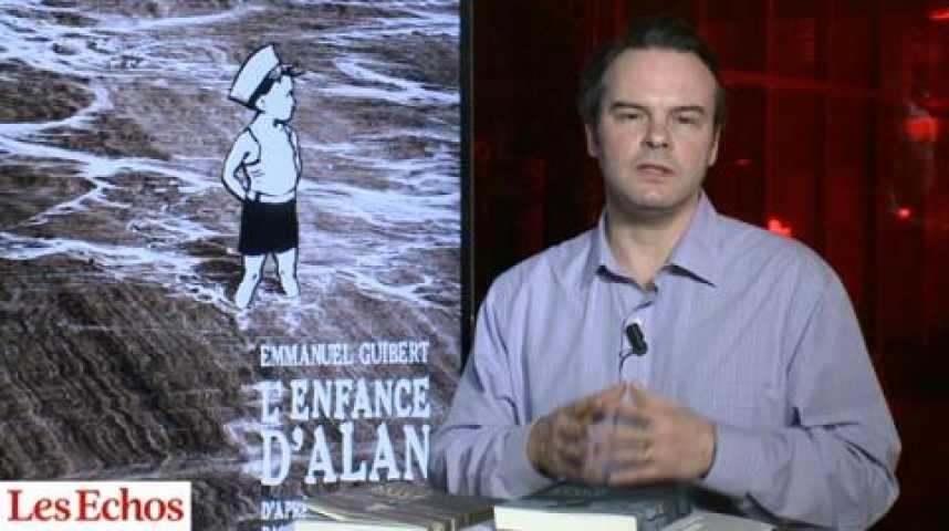 Illustration pour la vidéo L'Enfance d'Alan : souvenirs sépia d'une Californie perdue