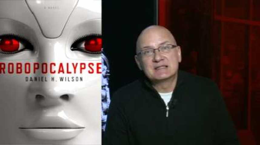 Illustration pour la vidéo Robocalypse, polar cybernétique