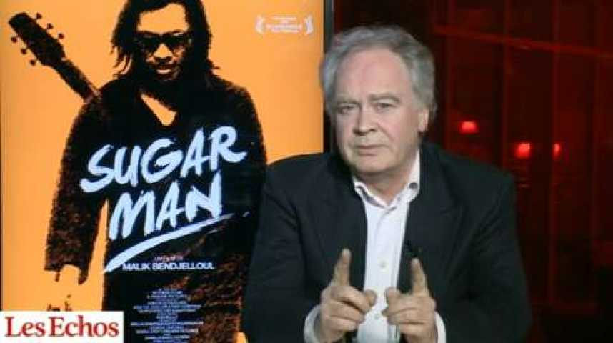 Illustration pour la vidéo Sugarman et Jack Reacher, histoires de deux retours