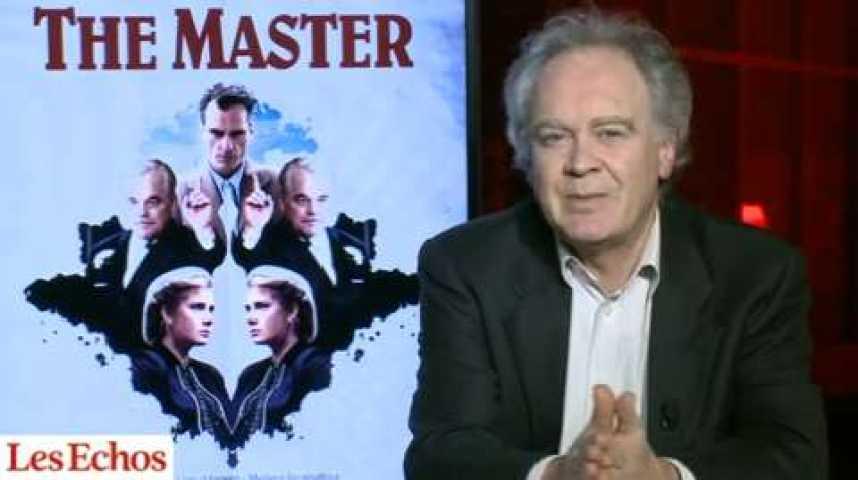 """Illustration pour la vidéo """"The Master"""", un duo magistral entre J. Phoenix et P. Seymour Hoffman"""
