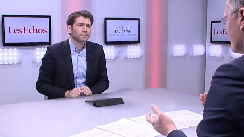 """Illustration pour la vidéo Olivier Piou: """"E-gouvernance: la France a du mal à changer"""""""