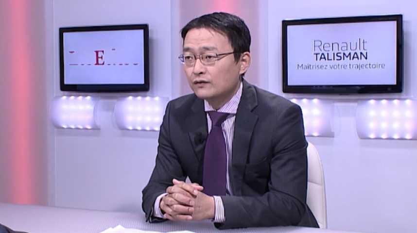 Illustration pour la vidéo Huawei fait le point sur son plan d'investissement d'1,5 milliards d'euros sur cinq ans en France
