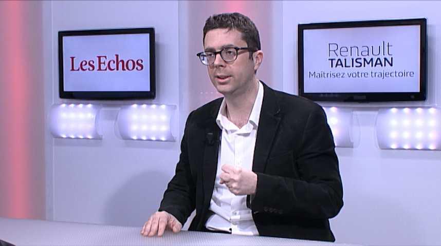 """Illustration pour la vidéo Nicolas Bouzou : """"E. Macron est plus populaire que J.L. Mélenchon auprès des ouvriers"""""""