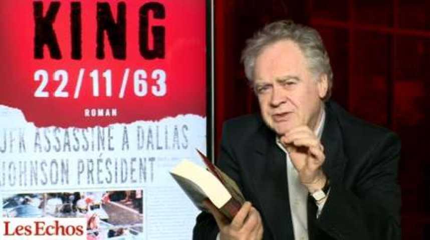 Illustration pour la vidéo Quand Stephen King veut sauver Kennedy