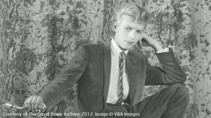Illustration pour la vidéo Tout Bowie !