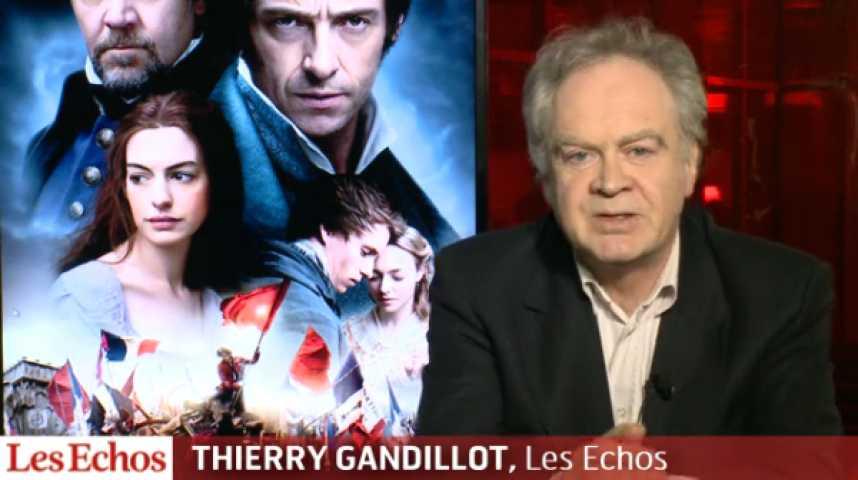 Illustration pour la vidéo Les Misérables et Passion, deux grosses productions inspirées d'oeuvres françaises