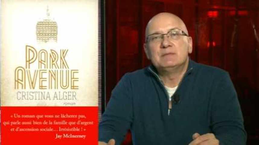 """Illustration pour la vidéo """"Park Avenue"""", un roman diabolique sur la crise financière américaine"""