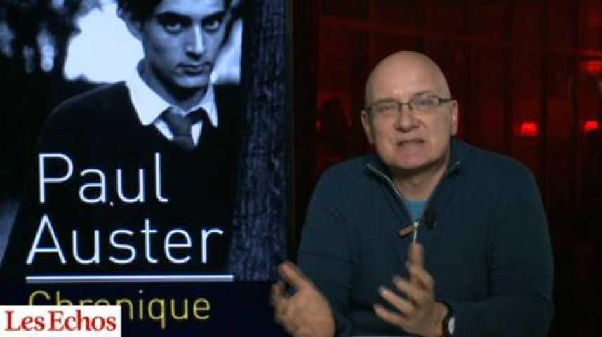 Illustration pour la vidéo Un Paul Auster au meilleur de son art