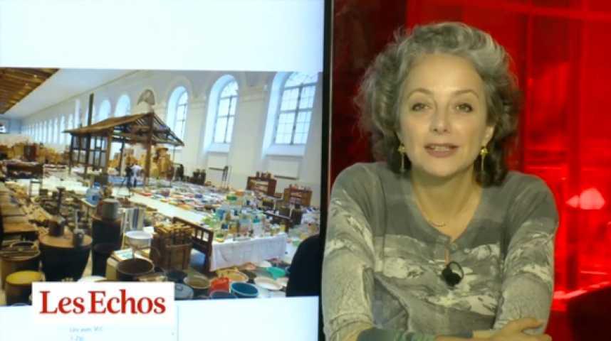 Illustration pour la vidéo Entre rêve et contestation : découvrez la Biennale d'art contemporain de Moscou