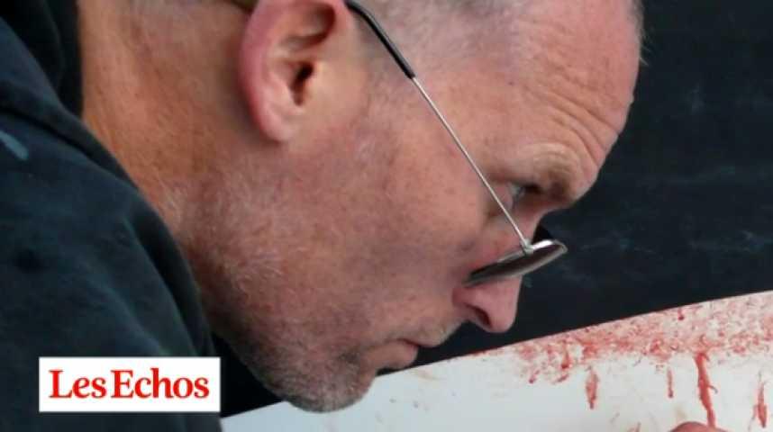 Illustration pour la vidéo L'intimité de Matthew Barney à la BN