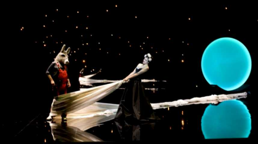 Illustration pour la vidéo Shakespeare au firmament