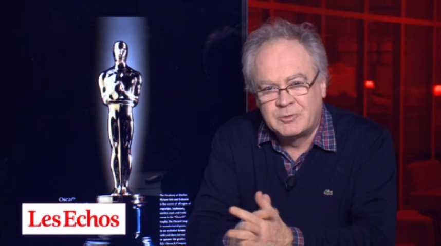 """Illustration pour la vidéo Oscars, les favoris des """"Echos"""""""
