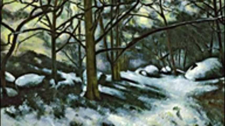 Illustration pour la vidéo Cézanne revisité